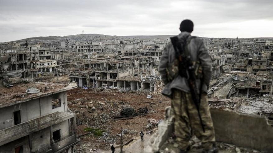 6 سنوات على الثورة السورية.. ومازال الشعب يكافح !