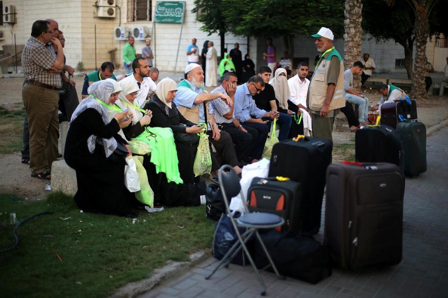 وزير الأوقاف يحدد موعد سفر ألف حاج من مكرمة الشهداء في غزة والضفة