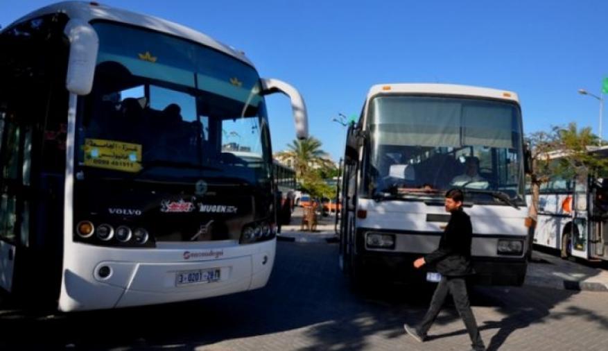 """""""اسرائيل"""" تعلن الحرب على شركات النقل في قطاع غزة.. والسبب!"""