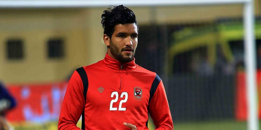 اللاعب المصري صالح جمعة: مصافحتي للملك سلمان بطولة