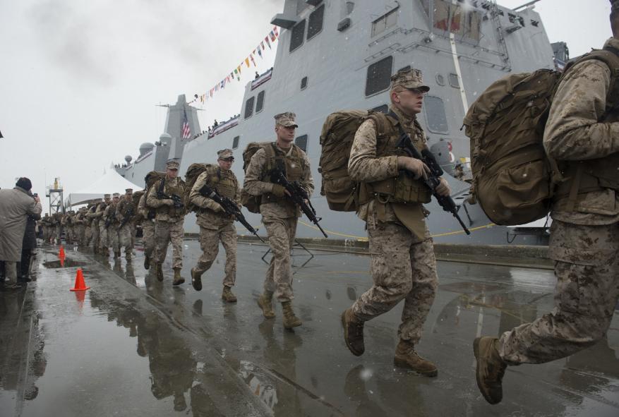 صحيفة: قراصنة صينيون يخترقون بيانات عسكرية للبحرية الأمريكية
