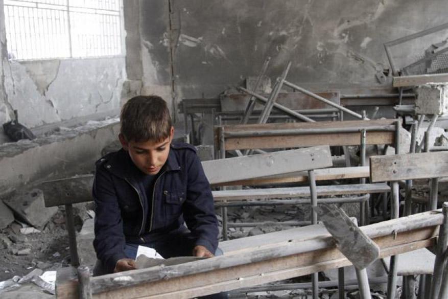 الاتحاد الأوروبي يخصص 10 ملايين يورو لمدارس المعارضة السورية