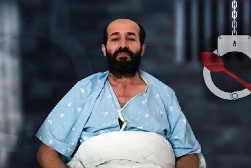 الأسير ماهر الأخرس يدخل يومه الـ 83 في الإضراب عن الطعام