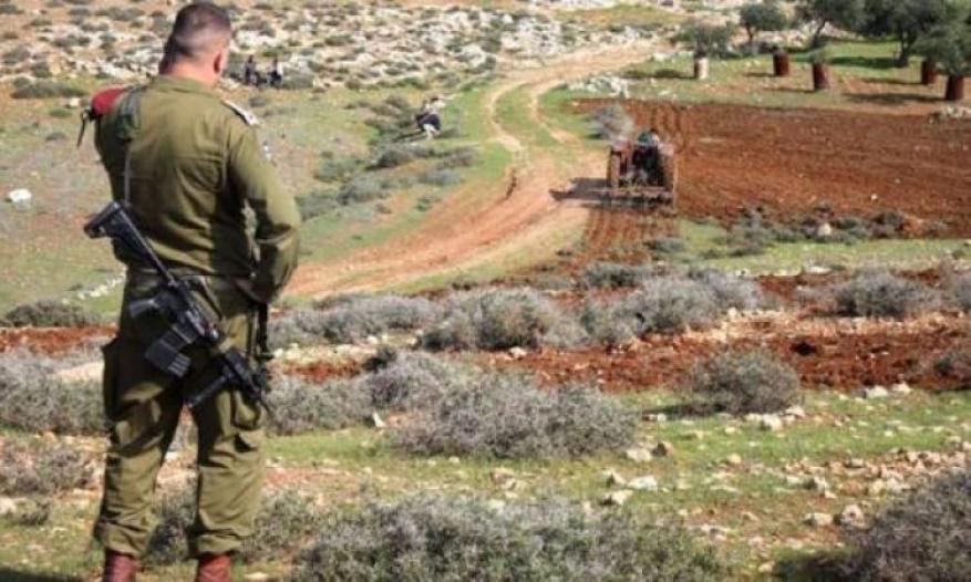 الاحتلال يستولي على 327 دونمًا شرقي بيت لحم