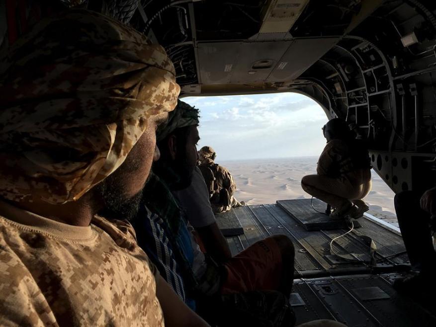 مقتل 4 جنود إماراتيين بتحطم مروحيتهم في اليمن