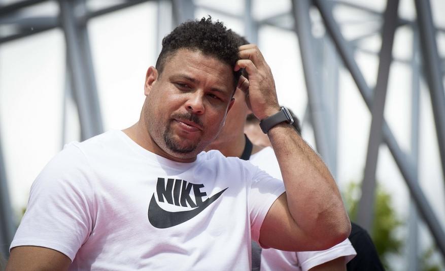 البرازيلي رونالدو غير مقتنع بأداء نيمار في المونديال