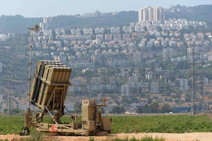 """الاحتلال ينشر القبة الحديدية في منطقة """"تل أبيب"""" ومحيطها"""
