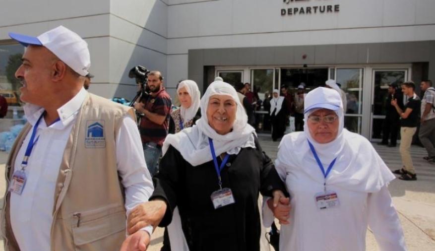 وصول الفوج الثالث من حجاج غزة و19 مسافراً عالقاً