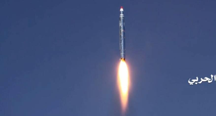 السعودية تعترض سادس صاروخ باليستي حوثي في رمضان
