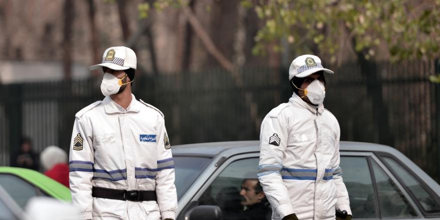 التلوث يُجبر إيران على إغلاق كل مدارس طهران