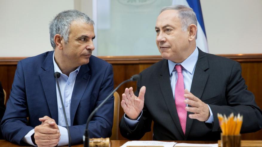 كحلون: لن نشارك في حكومة مع نتنياهو إذا وجهت له لائحة اتهام