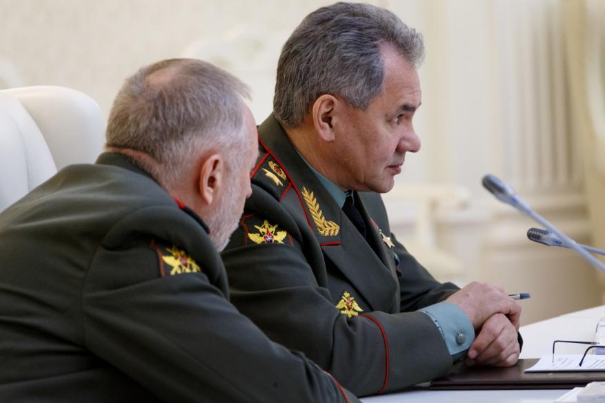 وزير الدفاع الروسي: مناطق النظام توسعت بفضل جهود القوات الروسية