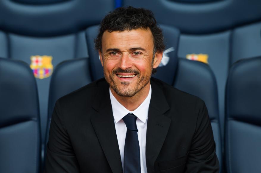 """تعرف على  بديل """"إنريكي"""" الذي قرر الرحيل عن برشلونة؟"""