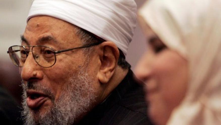 القرضاوي يبعث رسالة لابنته المعتقلة في سجون مصر.. هذه فحواها