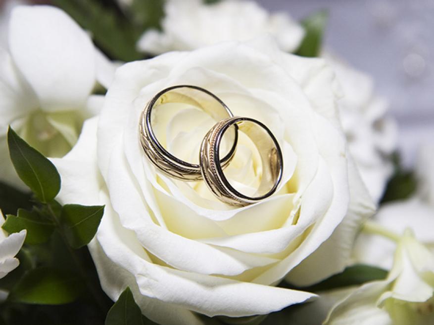 زفاف عروسين يتحول إلى جنازة