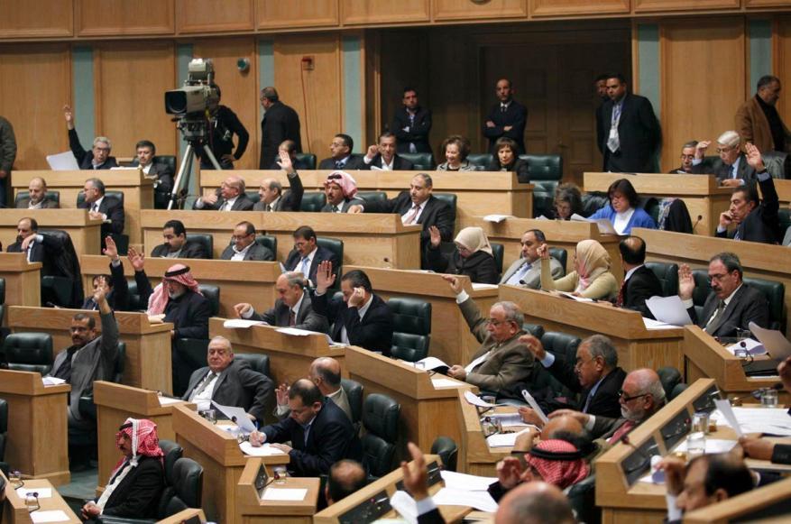 """النواب الأردني يصوت على """"حجب الثقة"""" عن الحكومة الأسبوع المقبل"""