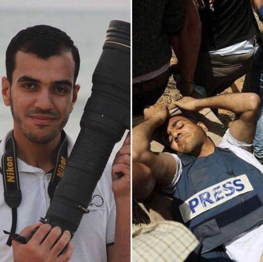 الخارجية الأمريكية ترفض التعليق على استشهاد الصحفي مرتجى على يد القناصة الإسرائيليين