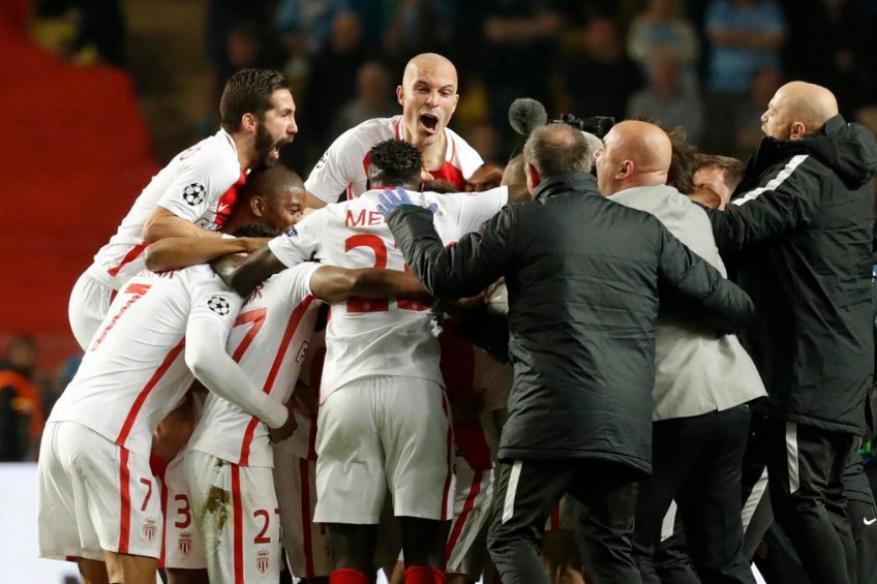 موناكو وأتلتيكو مدريد إلى ربع نهائي أبطال أوروبا