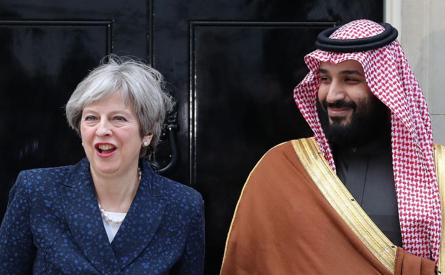 """لماذا فرشتم البساط الأحمر لـ """"بن سلمان"""".. زعيم المعارضة البريطانية: هل ستوقفون انتهاكاته باليمن؟"""
