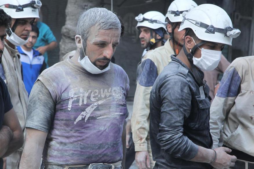 """بقرار من ترامب.. واشنطن تراجع المساعدات المقدمة """"للخوذ البيضاء"""" في سوريا"""