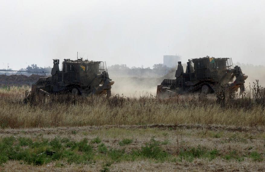توغل اسرائيلي محدود جنوب قطاع غزة