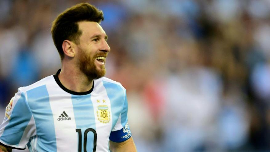 استبعاد ميسي من مباراة الأرجنتين الودية أمام نيجيريا