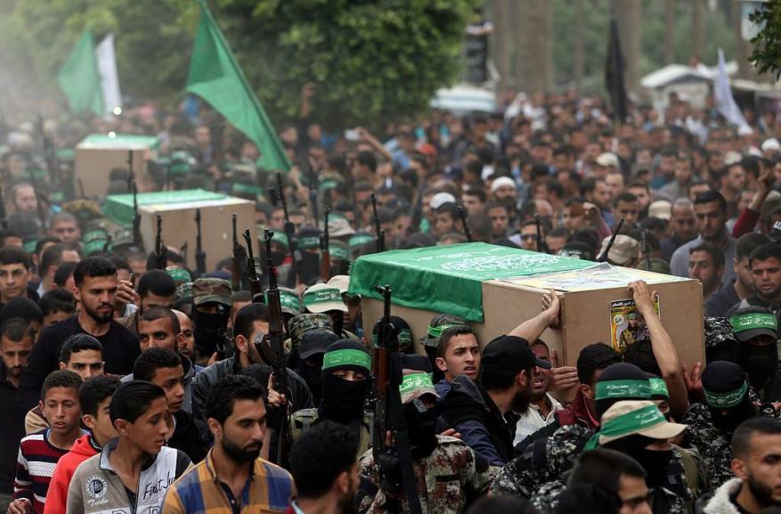 غزة والنجاح الامني الباهظ
