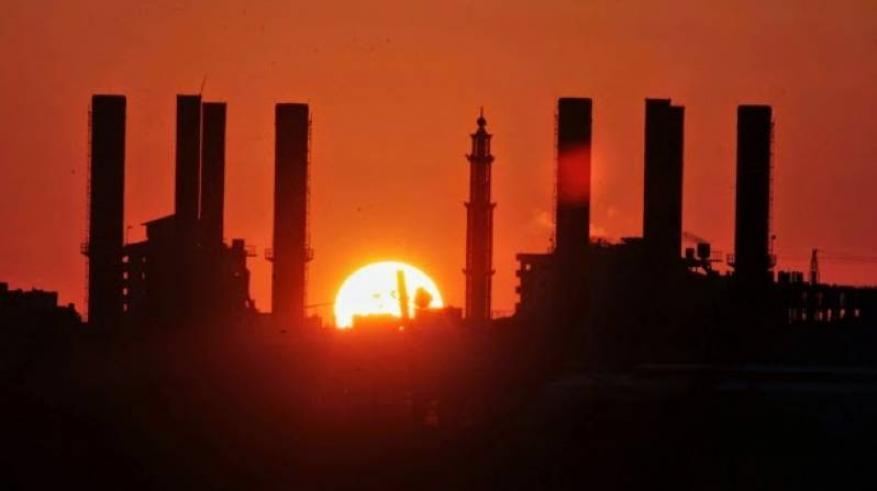 كهرباء غزة لشهاب: توقف محطة التوليد منتصف الليل لعدم دخول سولار التشغيل