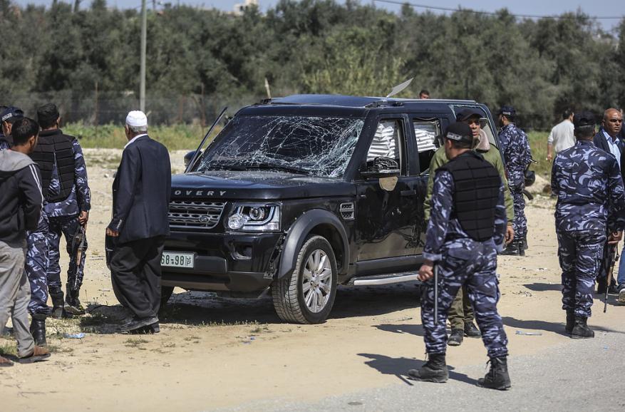 الجبهة الشعبية تدين استهداف موكب رئيس الحكومة رامي الحمد لله