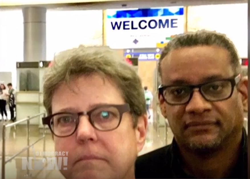 Two U.S. Human Rights Activists Detained and Then Deported From Israel For BDS Ties