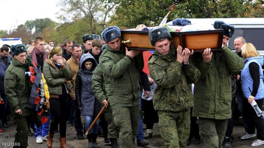 روسيا تعترف بمقتل عسكريين لها في ريف حماة
