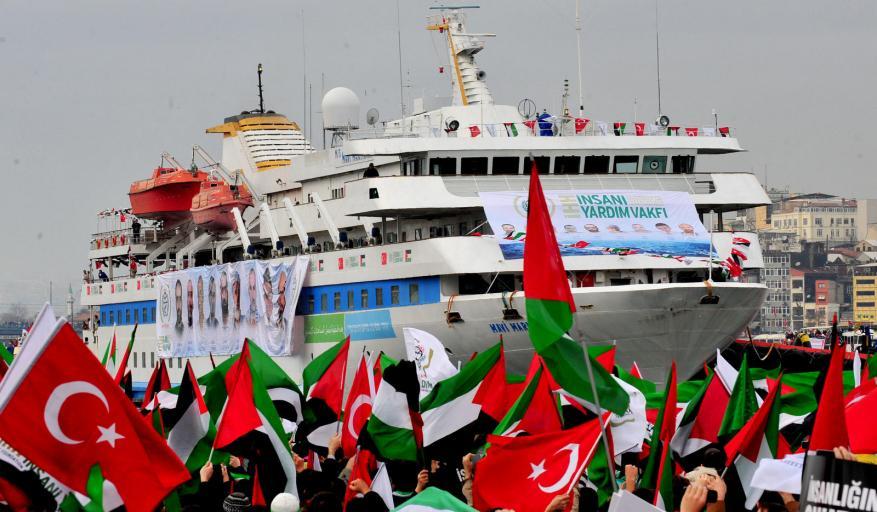 استعدادات لإطلاق سفن كسر الحصار من أوروبا لغزة في يونيو المقبل