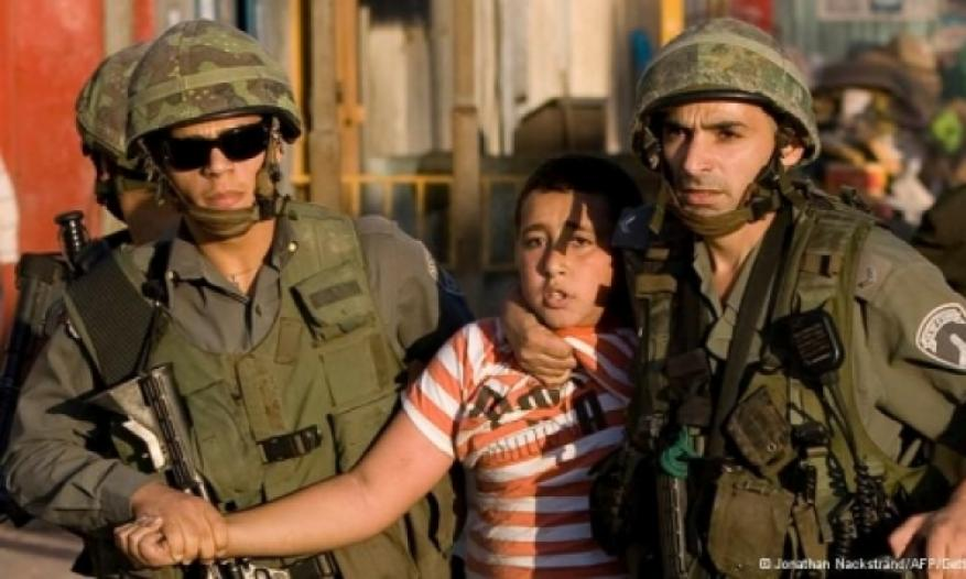 Israeli Policeman Charged With Assaulting Palestinian Minor to Elicit False Confession
