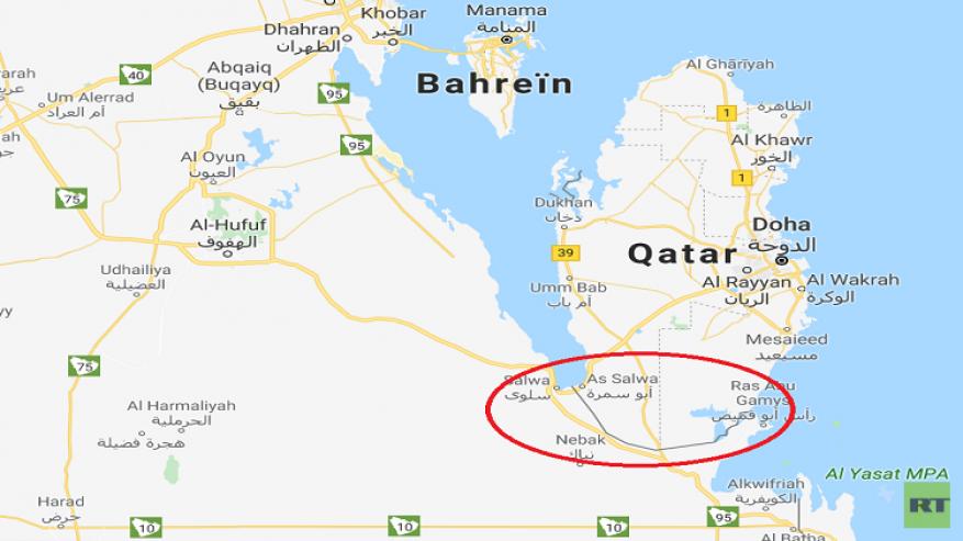 أول رد سعودي على تحويل قطر لجزيرة بحرية: يحق لنا وضع مفاعلنا النووي في جزيرة سلوى