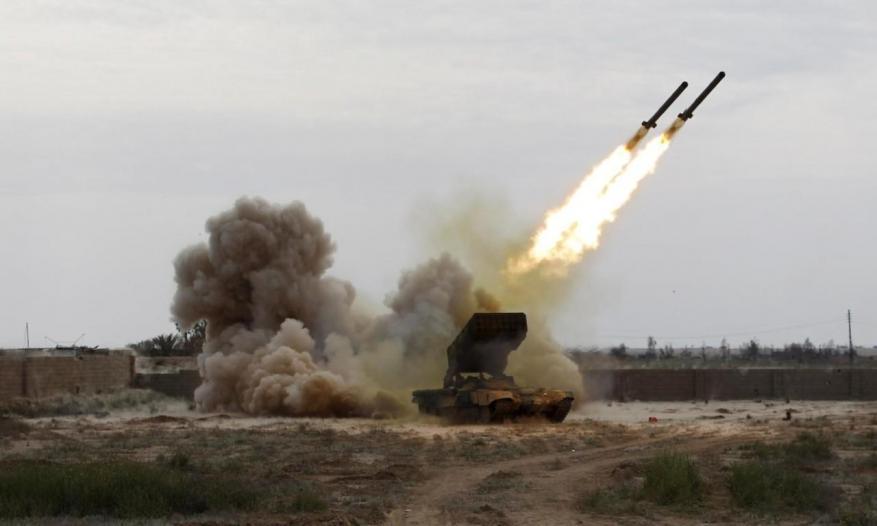السعودية تعترض صاروخاً باليستياً مصدره اليمن