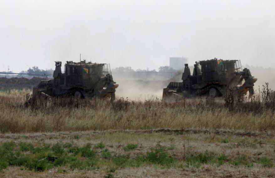 """توغل """"إسرائيلي"""" محدود شرق غزة"""