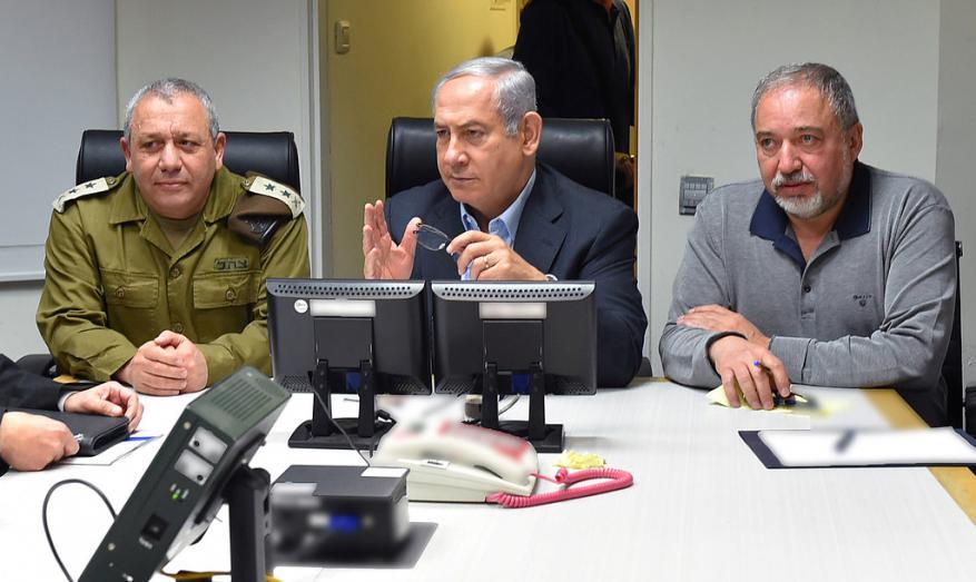 """""""إسرائيل"""" تُقرر التصعيد تجاه """"إيران"""".. القناة 12 العبرية تكشف نتائج اجتماع """"الكابينيت"""""""