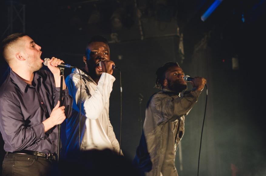 Young Fathers bullied by German festival to renounce support for Palestinian rights