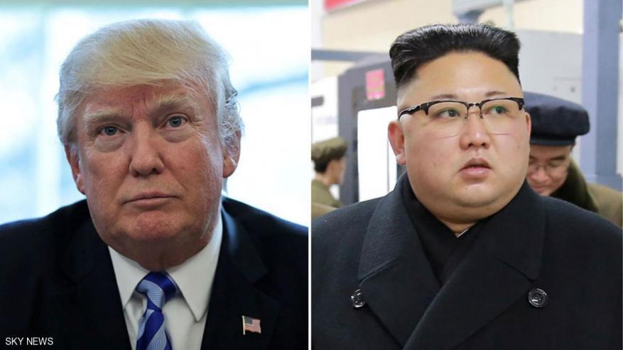 """رسالة """"خاصة"""" من زعيم كوريا الشمالية إلى ترامب"""