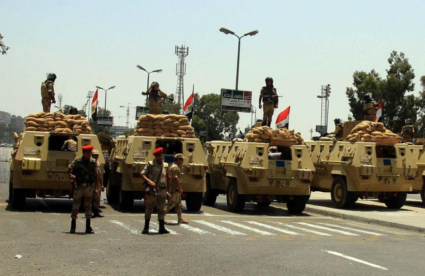 مصر.. مقتل 3 مدنيين وإصابة 11 بينهم 3 ضباط بسيناء