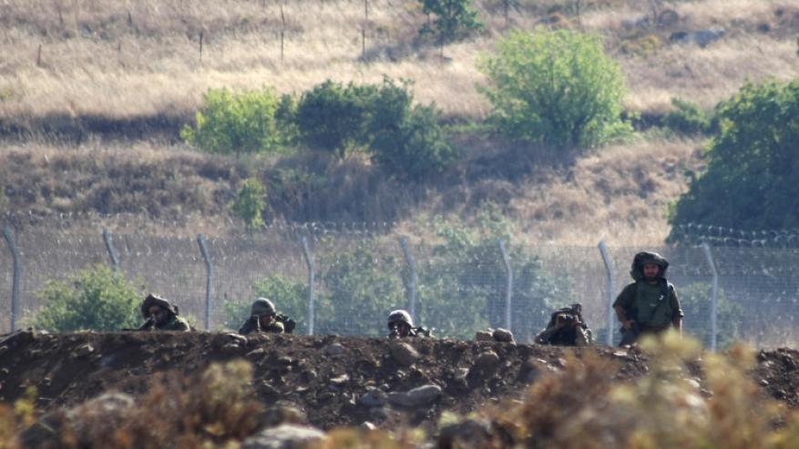 الجيش الإسرائيلي يعلن عودة الحياة إلى طبيعتها في الجولان