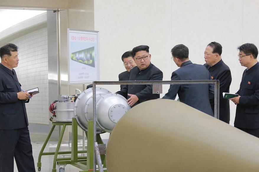 هل تقود أزمة كوريا الشمالية العالم لحرب نووية ؟