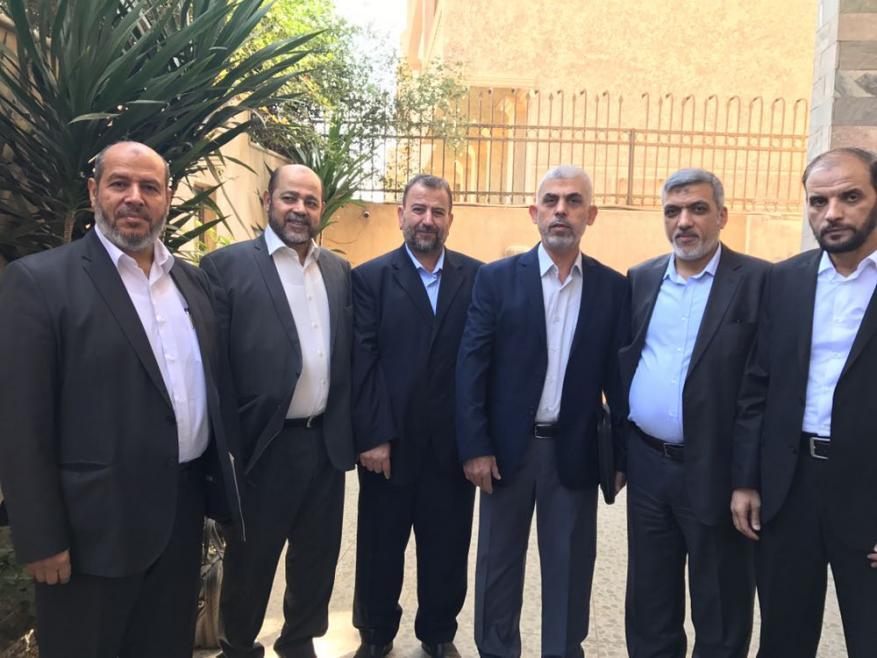 حماس: اتفاق القاهرة ترجمة لقرارنا الاستراتيجي بإنجاز المصالحة ومغادرة مربع الانقسام