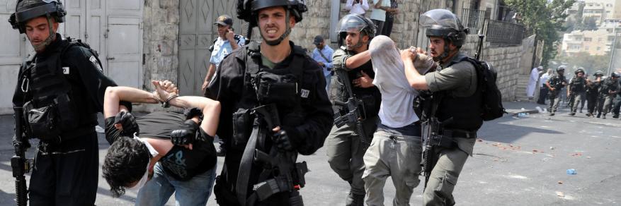 """خمس دقائق تكشف الوجه الحقيقي لـ """"إسرائيل"""""""