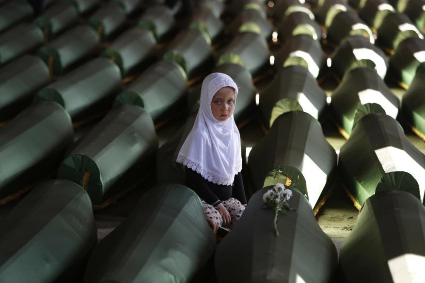 امرأة صربية تقتل 37 مسلما بوسنياً