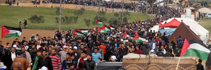 من بحر غزّةَ يَطلُعُ الثُّوّارُ
