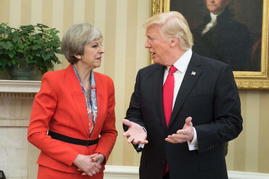 بريطانيا ترحب بخطاب ترامب حول السلام