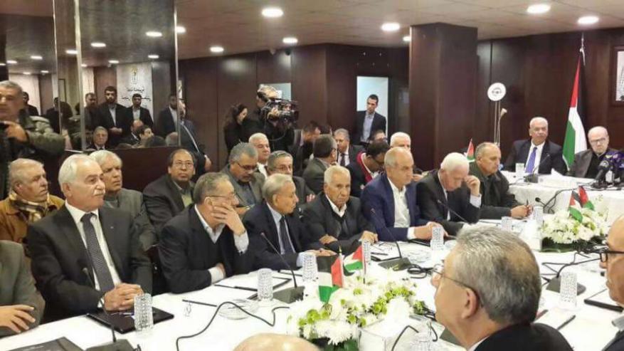 اتفاق على تشكيل مجلس وطني جديد يضم جميع الفصائل