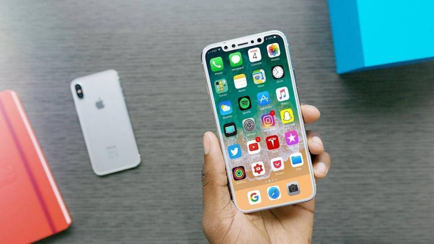 """شركة  """"Apple""""تعلن اليوم عن """"أي فون 8 """" .. التفاصيل والإمكانيات"""