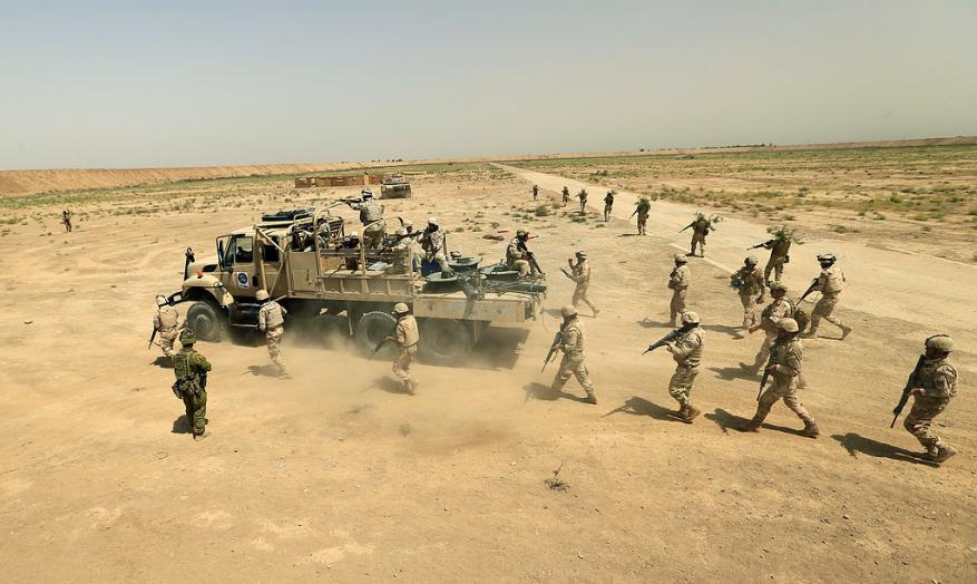 مقتل جنديين أميركيين وإصابة خمسة آخرين بشمال العراق
